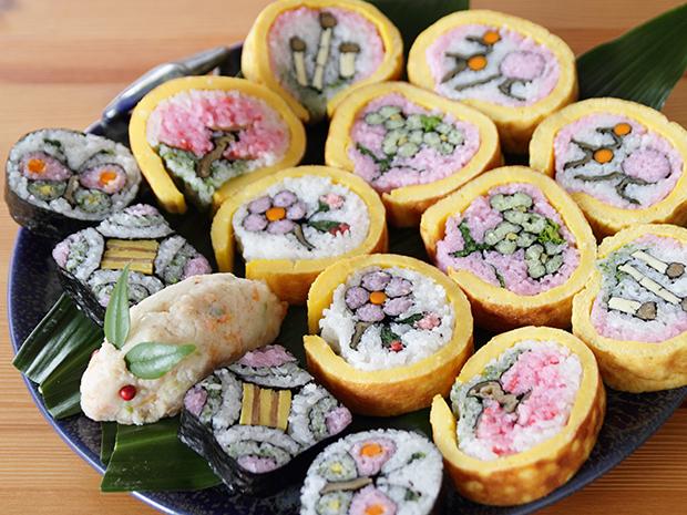 千葉県鴨川市 『太巻き祭りずし』で春を知る