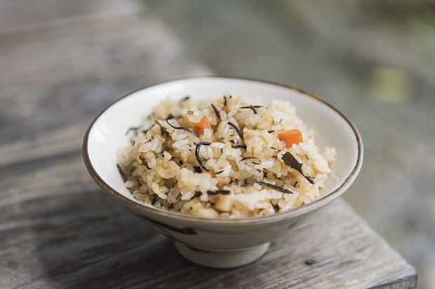 日本の郷土料理再発見!沖縄の「ジューシー」