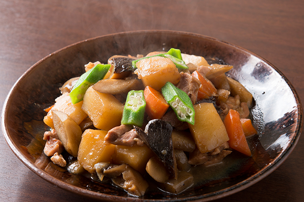 日本の郷土料理再発見! 福岡の「筑前煮」